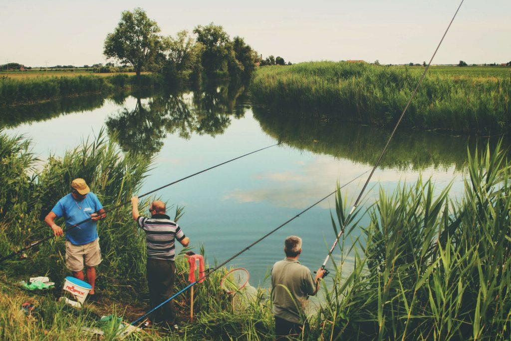 visvakantie vrijgezellenfeestje