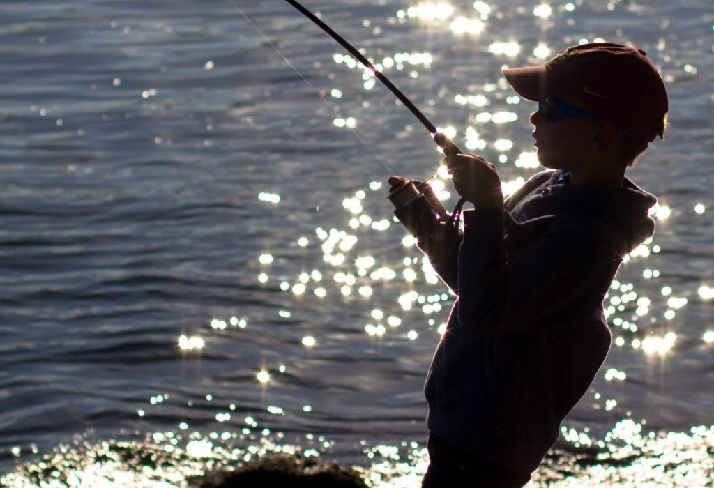 Visvakantie weekend weg